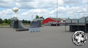 The New Gaylord Ramp Park - Gaylord, Michigan, U.S.A.