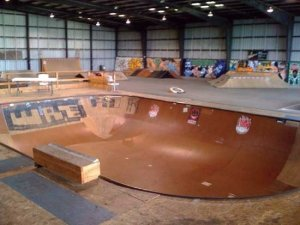 28th and B Skate Park - Sacramento, California, U.S.A.