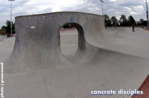Memorial Skate Park - Colorado Springs, Colorado, U.S.A.