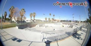 Moreno Valley Skateboard Park - Moreno Valley, California, U.S.A.
