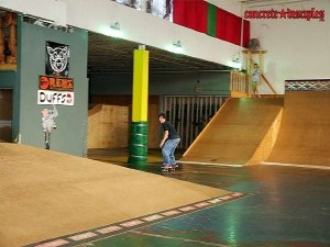 Skatezone - Fort Smith, Arkansas, U.S.A.