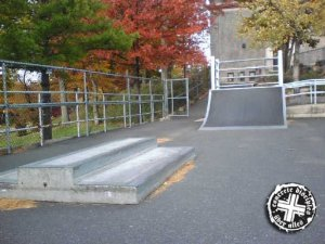 Skatepark - Cliffside, New Jersey, U.S.A.