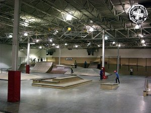 Modern Skatepark of Royal Oak - Royal Oak, Michigan, U.S.A.