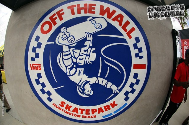 Vans Off the Wall Skatepark - Huntington Beach California, USA