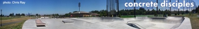 Jefferson Park Skatepark - Seattle