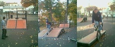 East Rutherford Park Skatepark- East Rutherford, New Jersey, U.S.A.