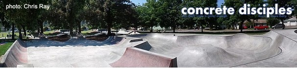 Delridge Skatepark - Seattle, Washington, USA.
