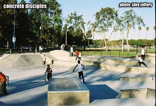 Houghton SkatePark - Long Beach, California, U.S.A.