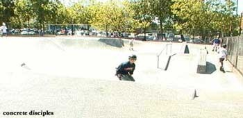 Seattle Center Skatepark (old one)