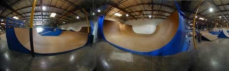 Skate Barn West - Renton, Washington, U.S.A.