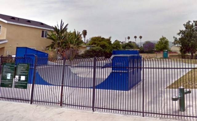 Marsh Creek Skatepark - Los Angeles California, USA