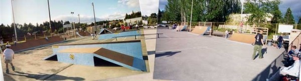 Bothell Skatepark - Bothell, Washington, U.S.A.