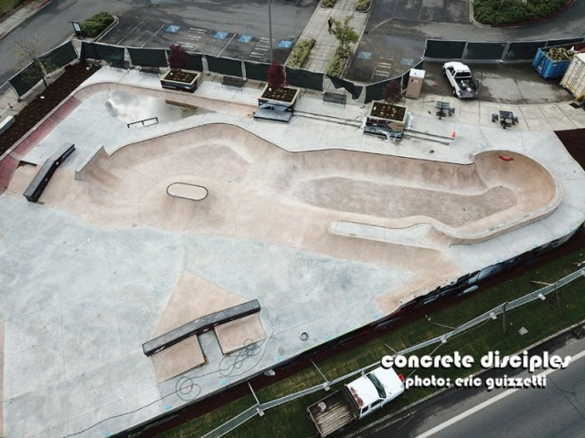 Tibbetts Valley Park Skatepark Issaquah
