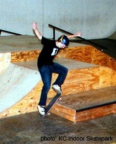 KC INDOOR SKATEPARK - Kansas City MO