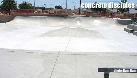 Larry Guidi Skatepark - Hawthorne, California, U.S.A.