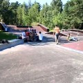 new klaipeda skatepark day 2.
