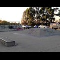 Losi 5ive-T at Maitland skate park