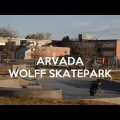 Arvada | Wolff Skatepark | January 2016