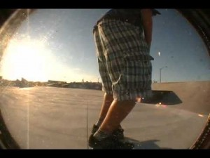 Some Clips At Lasalle Skate Park
