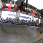 Steve Caballero was not as consistent as normal. Throttling through some pain to get 8th place.