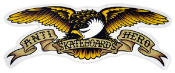 Anti Hero Eagle Sticker 5 inch