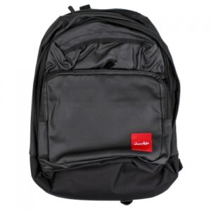Chocolate Black Simple 2 Backpack
