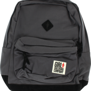 Girl Simple Backpack - Charcoal