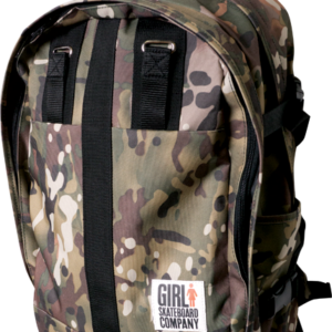 Girl Explorer Camo Backpack