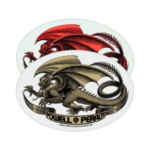 Powell Peralta - Dragon Oval 5inch