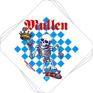 Powell Peralta Rodney Mullen Chess Sticker