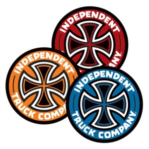 Independent - TC Decal 5 inch