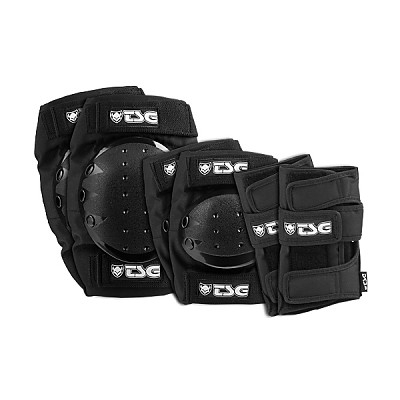 TSG Pro Wristguards offers Wrist protection for Skateboarding, Rollerskating, Rollerblading, or other sports.