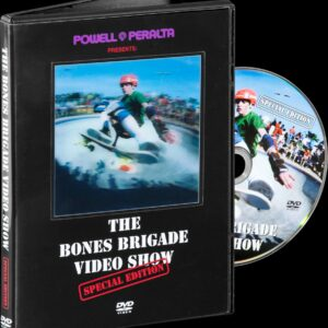 Powell Peralta - The Bones Brigade Video Show dvd