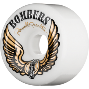 Powell Classic Bowl Bomber Wheels 60mm/85a