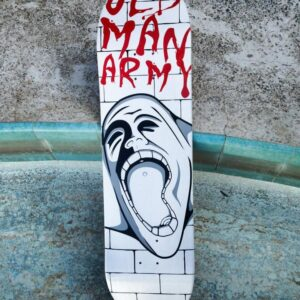 Old Man Army - The Wall Deck