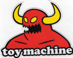 Toy Machine Monster Decal/Sticker
