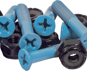 Standard 1inch Deck Mounting Hardware - Colored