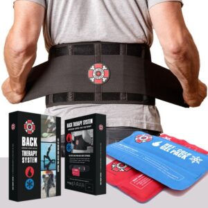 Old Bones Therapy Back Brace