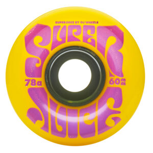 OJ Super Juice Yellow 60mm