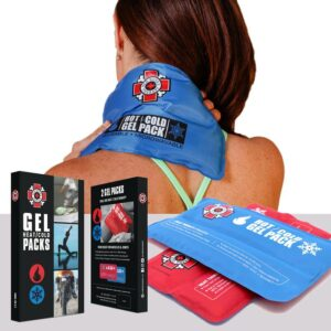 Old Bones Therapy Heat/Cold Gel Packs