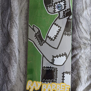 Krooked Ray Barbee Redux Deck 8.25